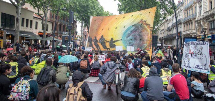 © Collectif Citoyen pour le Climat Toulouse